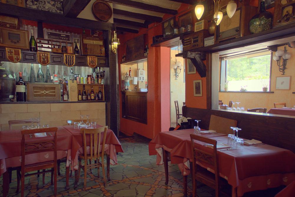 Restaurant Cal Frare Menjador