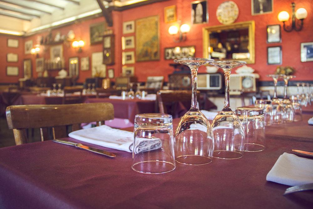 Restaurant Cal Frare Vins